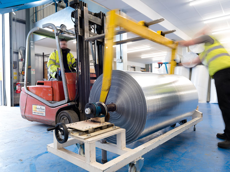 YBS Insulation Made in Britain